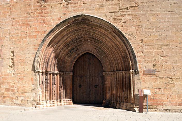 L'Espluga de Francolí Església Vella de Sant Miquel